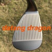 2018 OEM качество datang dragon golf КЛИНЬЯ SM7 клинья 48 50 52 54 56 58 60 62 градусов с оригинальными канавками клюшек для гольфа