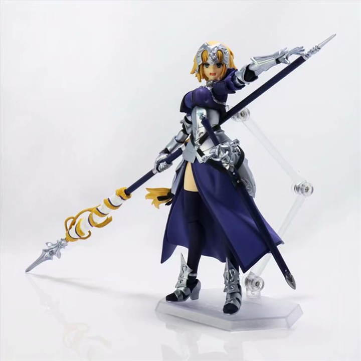 Figma 366 Fate Grand Order Ruler Jeanne d/'Arc PVC Figure Toy Anime Gift