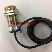 M30 Displacement Sensor Analog Proximity Switch IAS 2410PV 0 10V Output Distance 1 10mm