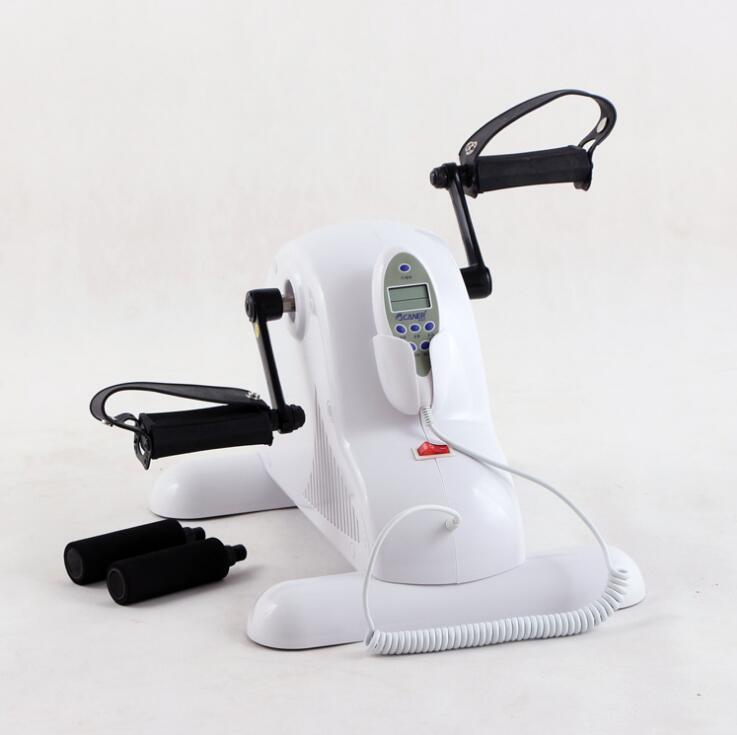 Électrique maison Mini vélo physiothérapie réadaptation membres exercice Gym Machine santé récupération personnes âgées malades diabète Patient