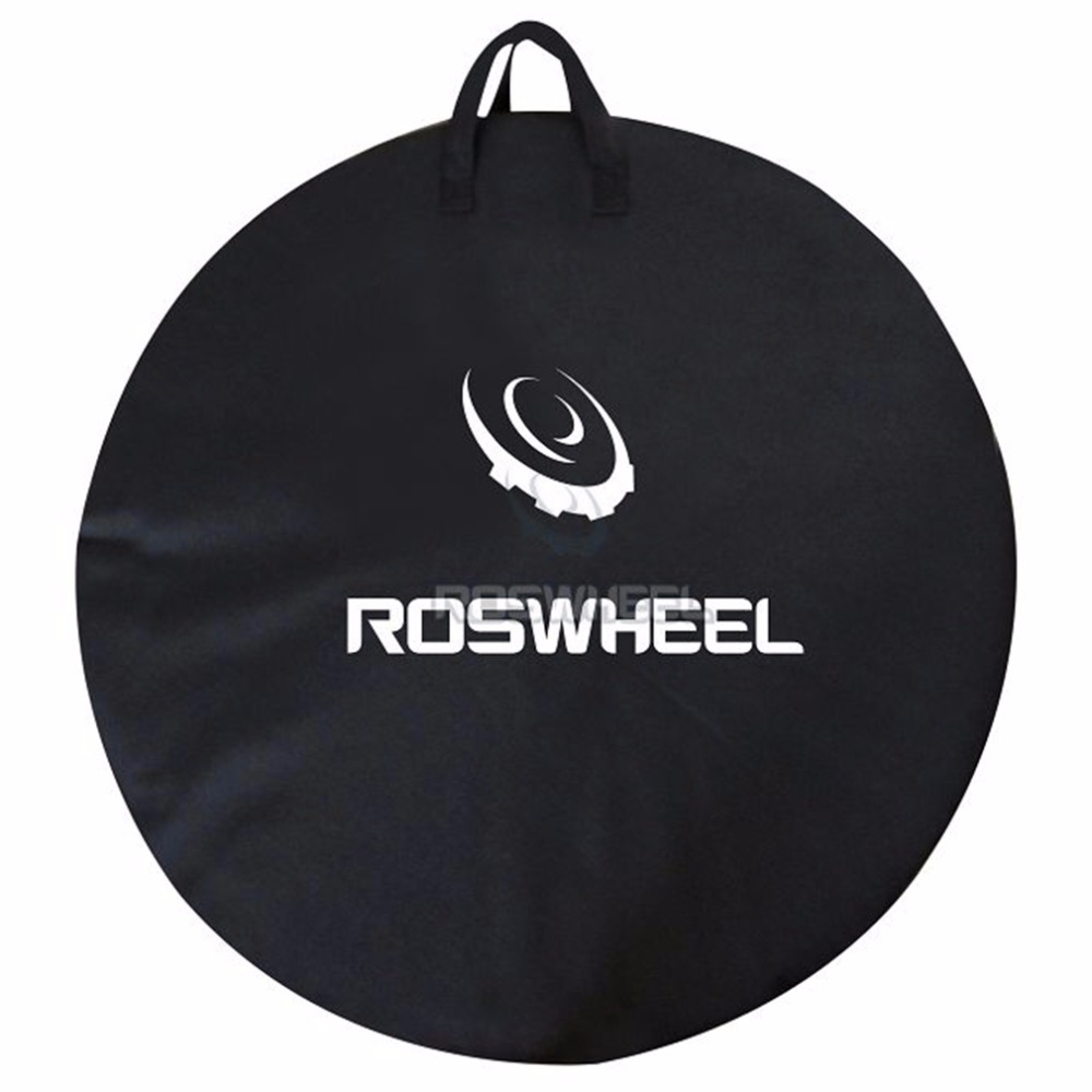 Roswheel Waterproof Bicycle Bag Bike Storage Bag Rear Seat Pouch Quakeproof Cycling Saddle Seatpost Tail Pouch Bolsa Bicicleta