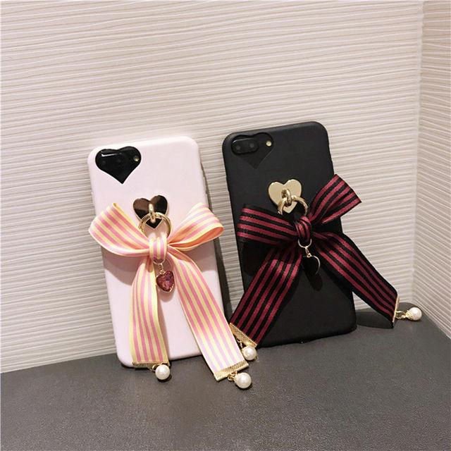 3D LOVE BOWTIE IPHONE & SAMSUNG CASE