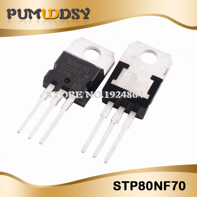 10 sztuk STP55NF06L STP80NF70 STP75NF75 STP60NF06 STP16NF06 TO-220 układ scalony