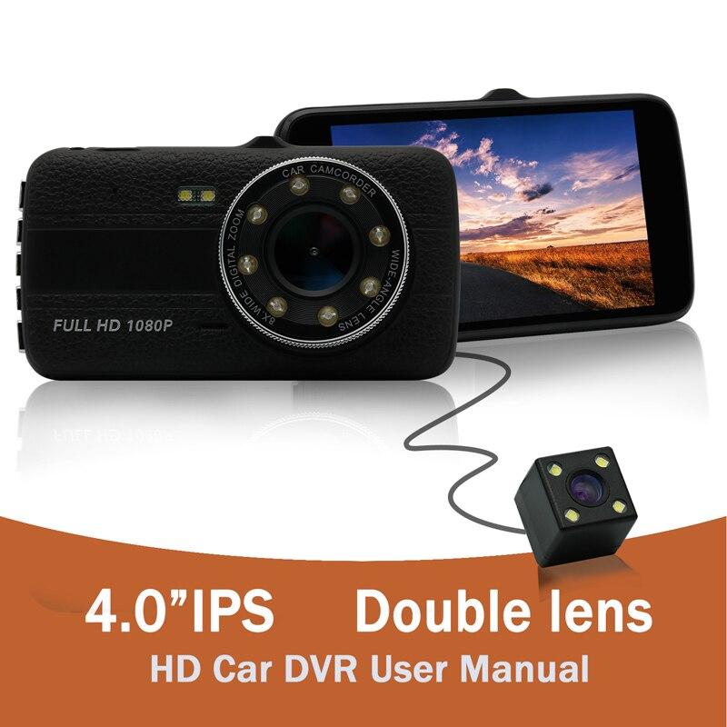 4.0 Inch Car DVR Camera For BMW 3 series E90(325i UP) E91 E92 E93 F30 F31 5 series E60 E60N E61 E61N F10 7 series E65 E66 E67