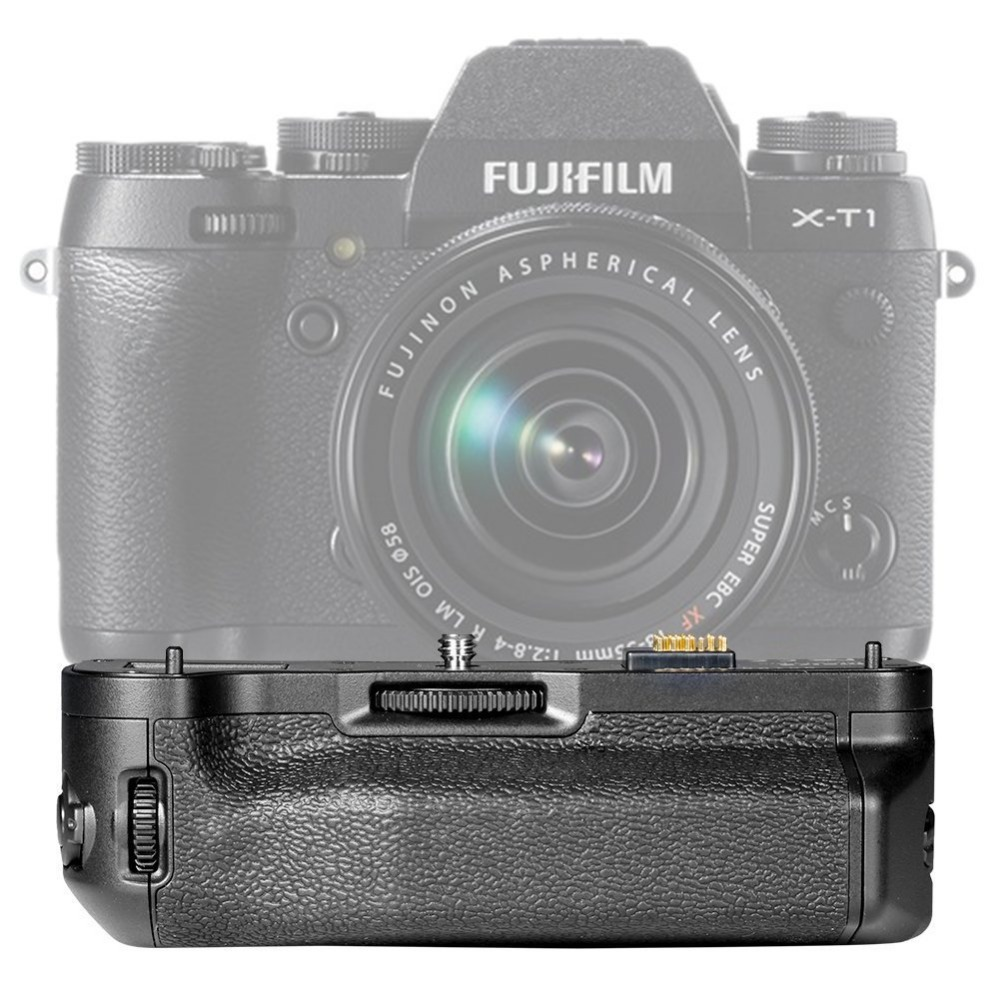 Meike MK-XT1 Vertical Battery Grip Replacement for VG-XT1 for Fuji Fujifilm X-T1 XT1