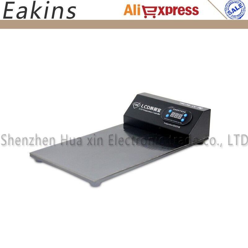 TBK nouvelle Version mise à jour de l'écran LCD ouvrir séparateur d'outil de réparation de Machine séparée pour Iphone Samsung téléphone portable tablette Ipad