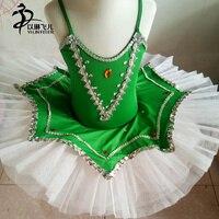 SNOWFLAKE Ballet Ballerina SWAN LAKE Christmas Tutu Dance Costume Child Large Professional Ballet Tutus