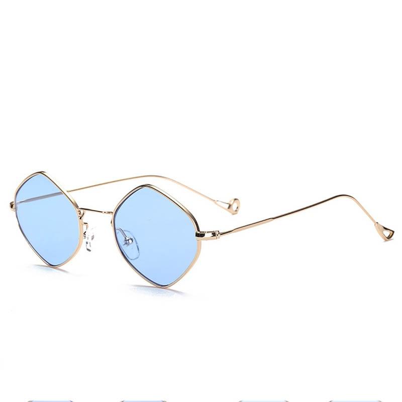 Trends Frauen Sonnenbrille Marke Designer Vintage männer Kleinen ...