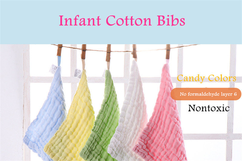 Cotton Baby Towel 12