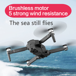 Image 2 - OTPRO Drone GPS F1 avec Wifi FPV, caméra 1080P, sans balais, 25 minutes de temps de vol, contrôle de geste, drones RC, pliables