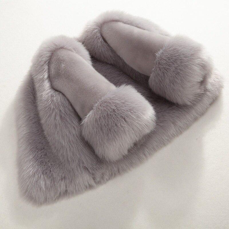 Dollplus Winter Girls Fur Coat Elegant Baby Girl Faux Fur Jackets