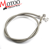 Motoo Motorcycle Universal Brake Clutch Oil Pipe 85mm 95mm 110mm