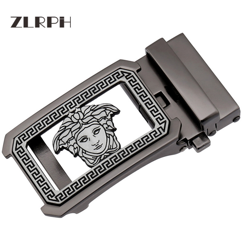 ZLRPH Women's Head New Function Belt Buckle Leather Belt Head Automatic Belt Buckle LY36-561861