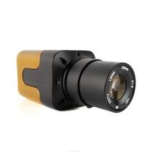 Камера видеонаблюдения, 25 мм, 1080P, ahd, 2 МП, мини бокс, ahd, для ahd, dvr, 4 мм/6 мм/8 мм/16 мм