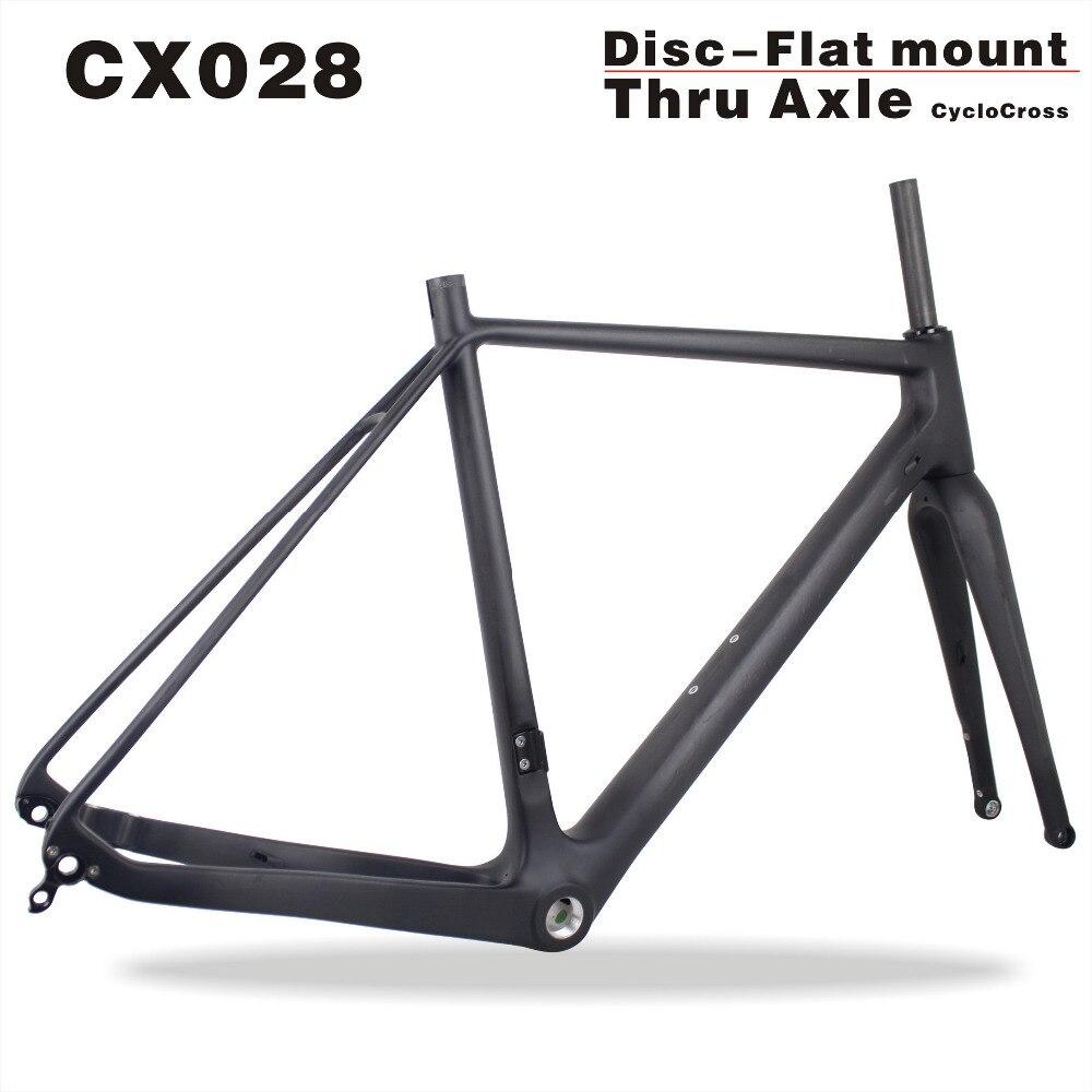 cyclocross frame disc