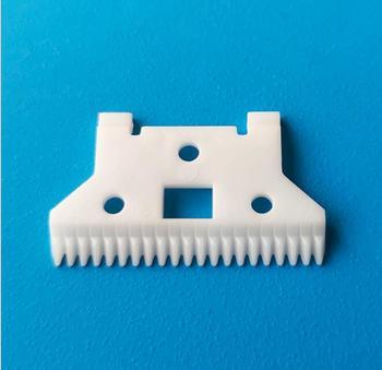 Darmowa wysyłka 5 sztuk 21 zęby białe ceramiczne ostrze tanie i dobre opinie