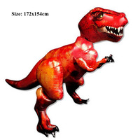 toy dinosaur balloon party decoration supplies imported personalized animal shaped kids baby birthday dinosaur party balloons