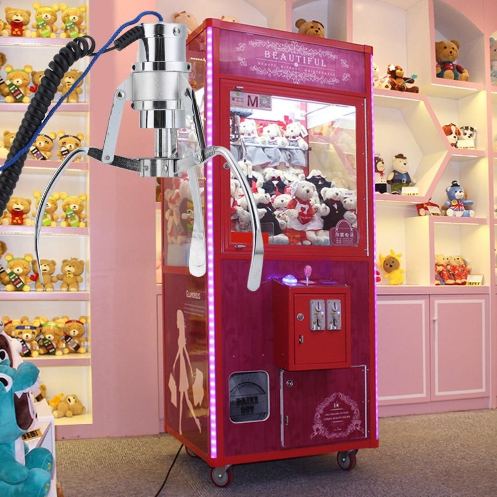 Replacement Crane Claw Toy Dolls Gift Machine Arcade Machine Game Accessories/claw Machine