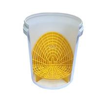 다기능 그릿 가드 세차 청소 도구 격리 그물 모래 청소 수건 스폰지 청소 헝겊 안티 얼룩 필터