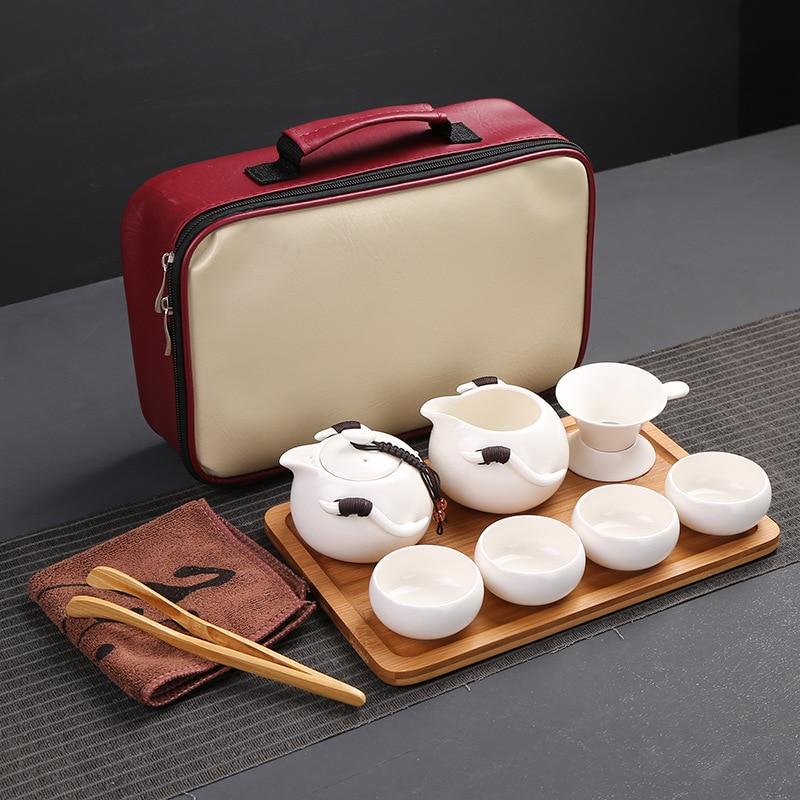 Elegant Tea Ceremony Set