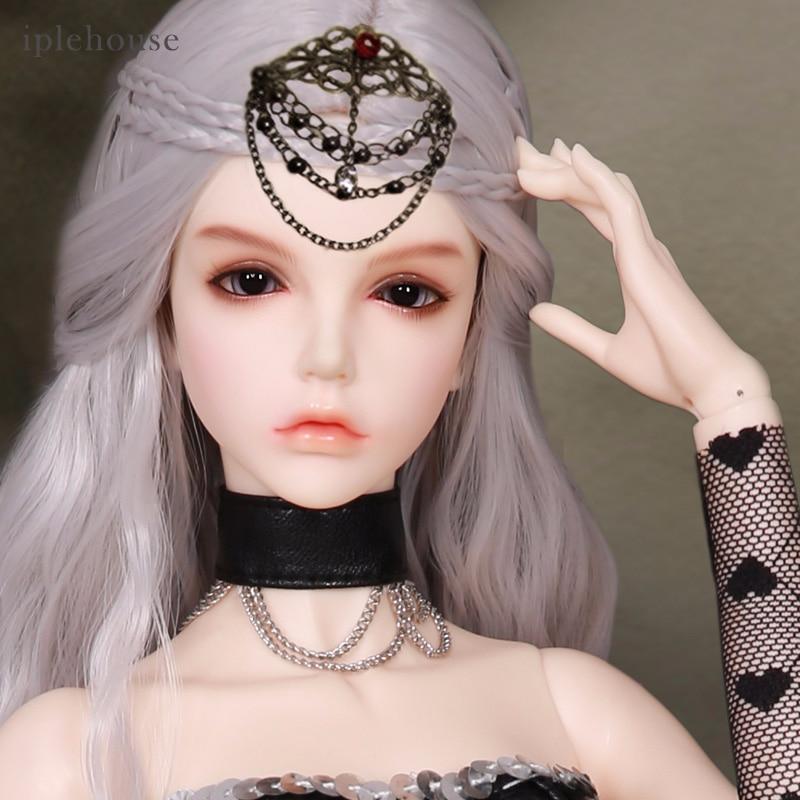 New Arrival BJD Doll Iplehouse YID Bianca Audrey 1 3 Resin Figure Fashion Female Body For