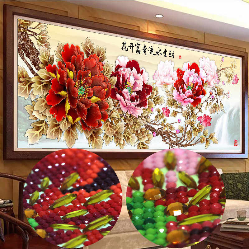 5d diy pintura diamante, em forma especial, diamante bordado venda, flor, pintura diamante, ponto cruz, completo, diamante mosaico decoração