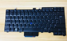 keyboard for Dell Latitude E5300 E5400 E5500 E5410 E5510 E6400 E6410 E6500 E6510 FRENCH/US/UK/GERMAN/PORTUGUESE/BRAZILIAN