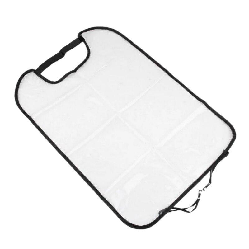 1Pcs 64*40cm Child Car Seat Back Cover Back Protection / Anti Abrasion Pad / Anti Step Dirty Mat Car Decor Supplies