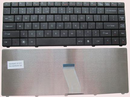 Laptop Keyboard For Acer Aspire 4332 4732 4732Z, EMachines D525 D725 For GATEWAY NV40 NV42 NV44 NV48 NV4800 Black US Version