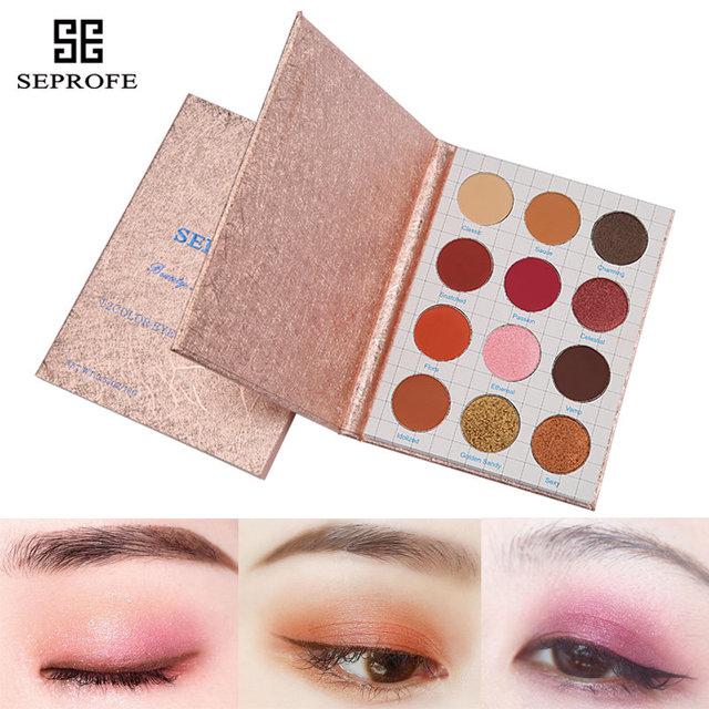Aliexpress.com : Buy ZD Pro Makeup Glitter Eyeshadow