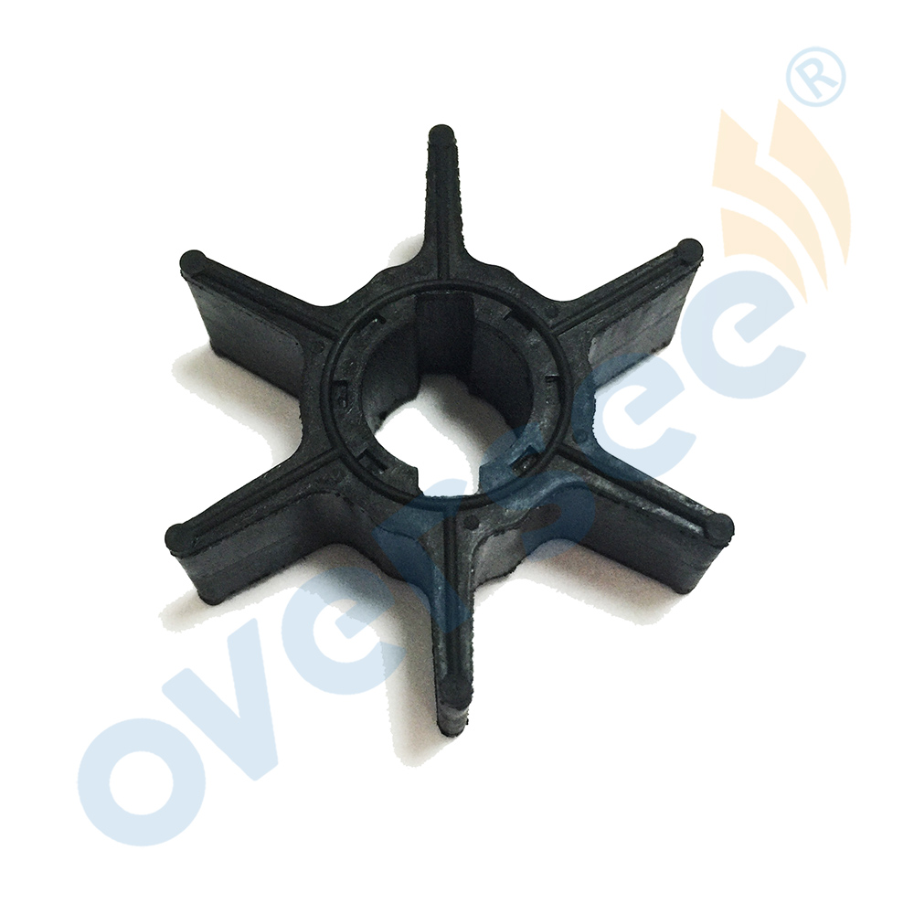 309-65021-1 Water Pump Impeller For Tohatsu Nissan <font><b>2.5HP</b></font> 3.5HP <font><b>Outboard</b></font> Engine Boat <font><b>Motor</b></font> Mercury 47-95289 Johnson 114812 image