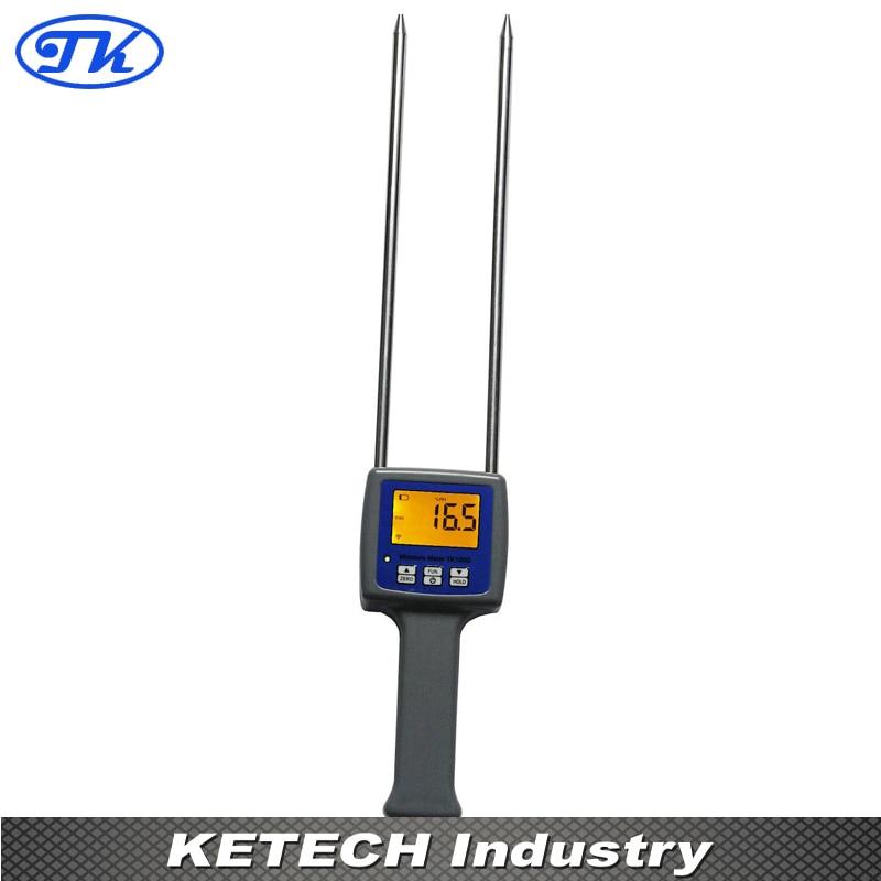 TK100G11 Digital Grain Flour Moisture Meter Tester for Wheat,Corn,Coffee Flour цена