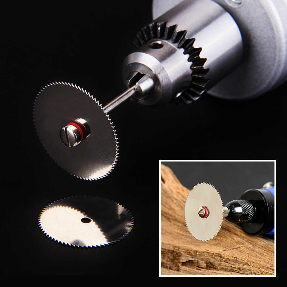 โรตารี่เครื่องมือตัดเครื่องมือสำหรับงานไม้เครื่องมือตัดอุปกรณ์เสริม 5x22 มม.แผ่นตัดไม้