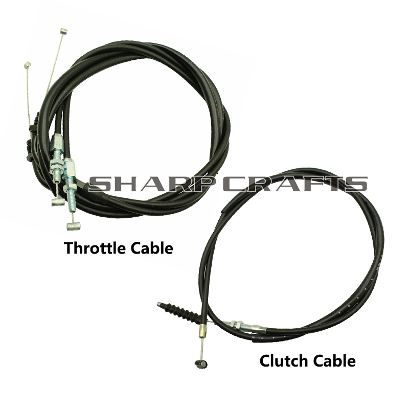 Aliexpress.com : Buy Motorcycle Throttle Line Clutch Cable