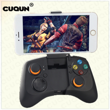 New Multimedia Bluetooth Wireless Game Pad Joystick Game Controller For Android For Ios Phone Tablet Laptop TV BOX Gamepad