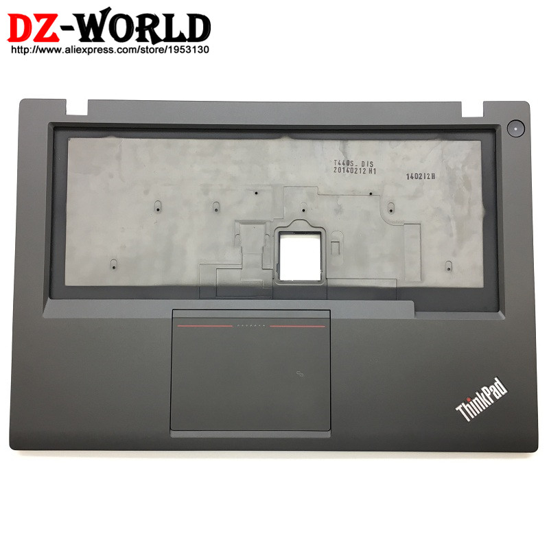 New Original for Lenovo ThinkPad T440S Keyboard Bezel Palmrest Cover SWG with <font><b>Touchpad</b></font> NFC and Connecting <font><b>Cable</b></font> 04X3892 image