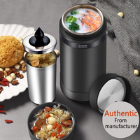 22%,110V 240V fold electric kettle Stainless steel water cup mini travel slow cooker stewing out of water Food grade material