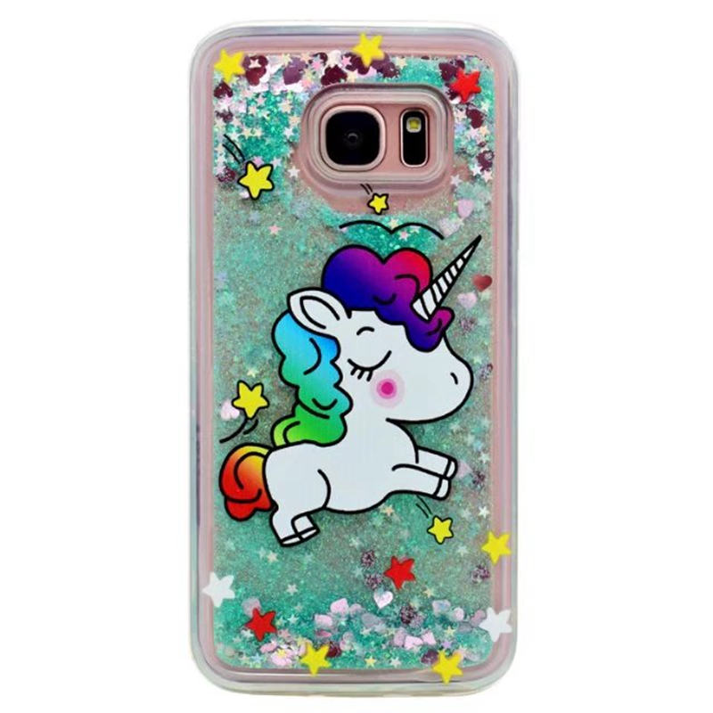 Unicorn Glitter Case Galaxy Note 5 Case