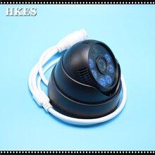2pcs/lot Full HD 1080P CCTV Security Camera 2.0 MegaPixel Dome CMOS Video Surveillance Camera with Audio