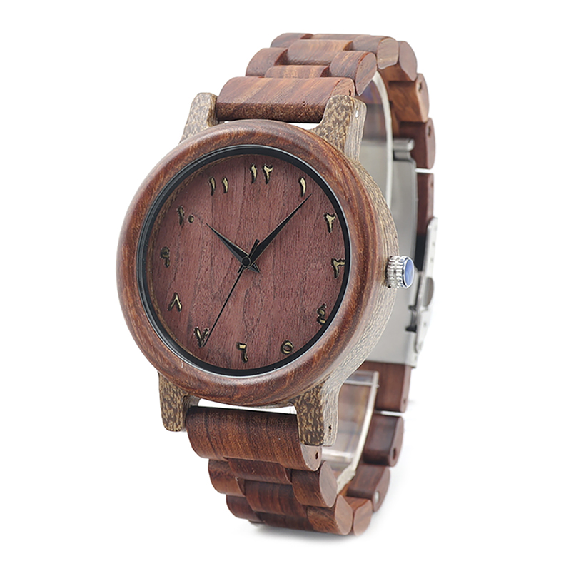2017 BOBO BIRD Fashion Brand Watch Men Style Wooden Watches Wooden Bracelet Band Wristwatch relogio masculino B-N13 bobo bird luxury designer watches men style wooden watch wood strap wristwatch with paper gift box relogio masculino brand top