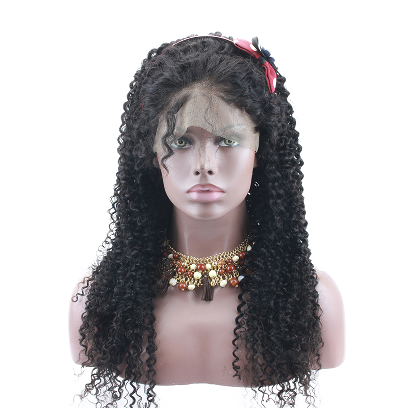 Eseewigs Kinky Curly 180 Density Deep Part 13x6 Lace Front Human Hair Wigs Baby Hair Pre Plucked For Black Women Afro Curly Wigs