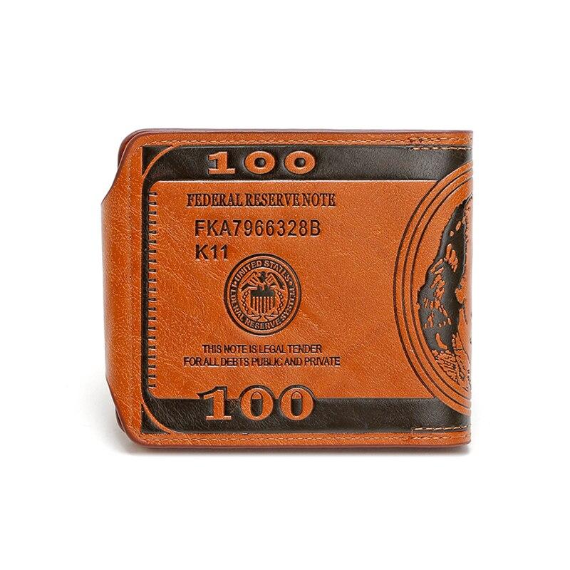 do dólar bolsa de couro Altura do Item : 9.5cm