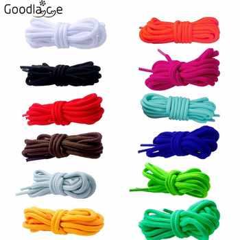 Wholesale 50 Pairs of Round Shoelaces Shoelace Shoe Laces Shoestrings Cord Ropes 80cm / 100cm / 120cm/ 140cm / 160cm
