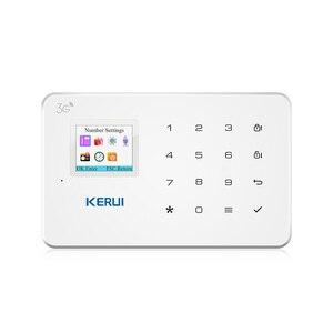 Image 5 - KERUI חדש G183 WCDMA 3 גרם אלחוטי אבטחת בית GSM 3 גרם מעורר מערכת APP מרחוק בקרת פורץ Pir תנועת חיישן מעורר