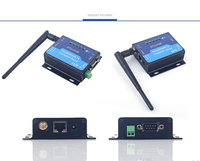 1 Pcs WIFI Serial Server RS232 RS485 To RJ45 WIFI Server Wifi Converter RS232 RS485 Ethernet