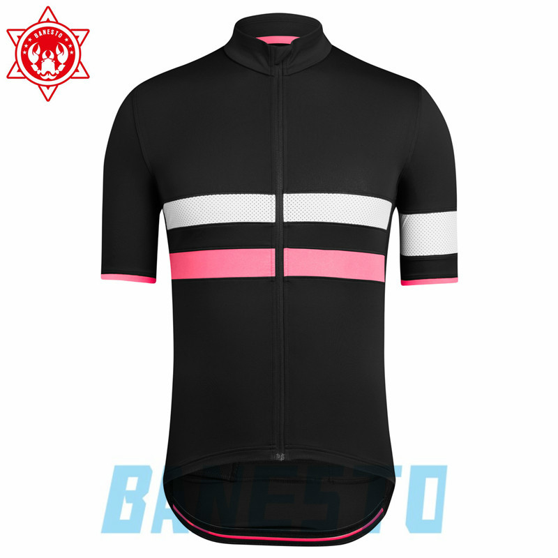 Perfect quality 12 Colorful Banesto Rcc 2018 Team  short sleeve Cycling summer Clothing Cycling ROAD speed bike shirtPerfect quality 12 Colorful Banesto Rcc 2018 Team  short sleeve Cycling summer Clothing Cycling ROAD speed bike shirt