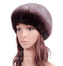 Cx-c-161f американский стиль мода береты вязать норки женская шляпа