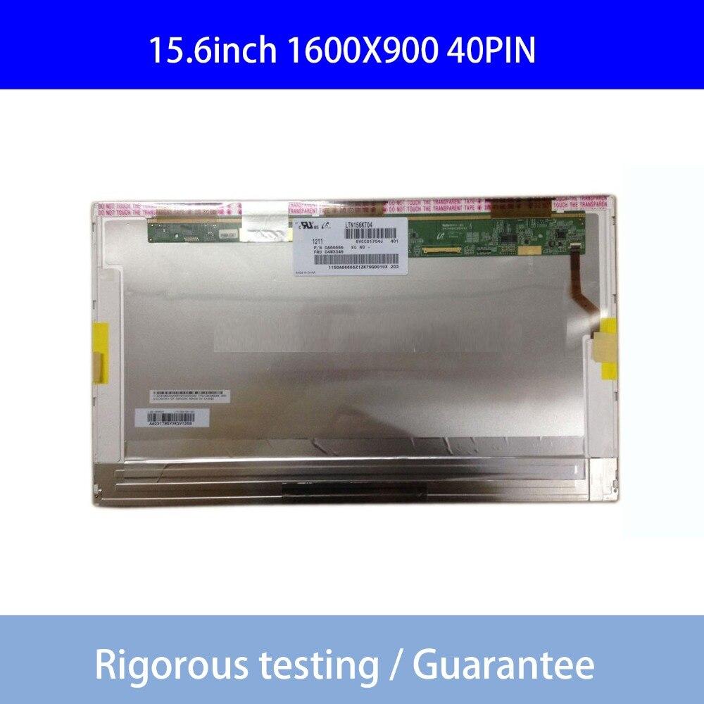 15.6 laptop lcd screen LP156WD1 TLB2 LP156WD1 TLB3 B2 B156RW01 V.1 LTN156KT02 LTN156KT04 N156O6-L01 1600*900 40pin15.6 laptop lcd screen LP156WD1 TLB2 LP156WD1 TLB3 B2 B156RW01 V.1 LTN156KT02 LTN156KT04 N156O6-L01 1600*900 40pin