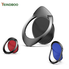 Universal 2 in 1 Magenetic Finger Ring Holder Phone Support Magnetic Car for iPhone X XR XIAOMI Grip