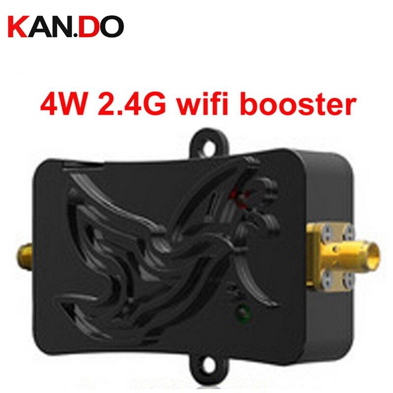 4 W Wifi amplificateur sans fil routeur 2.4 Ghz gamme de puissance amplificateur de Signal wifi Booster wifi répéteur 2.4G wifi agrandisseur